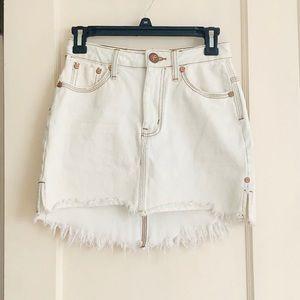 OneTeaspoon 2020 High Waist Mini Skirt